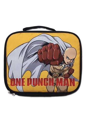 One Punch Man lunch bag