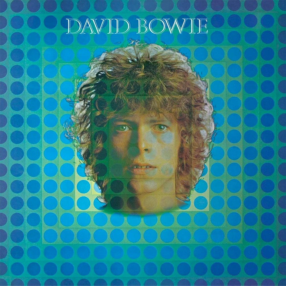 Space Oddity's front cover