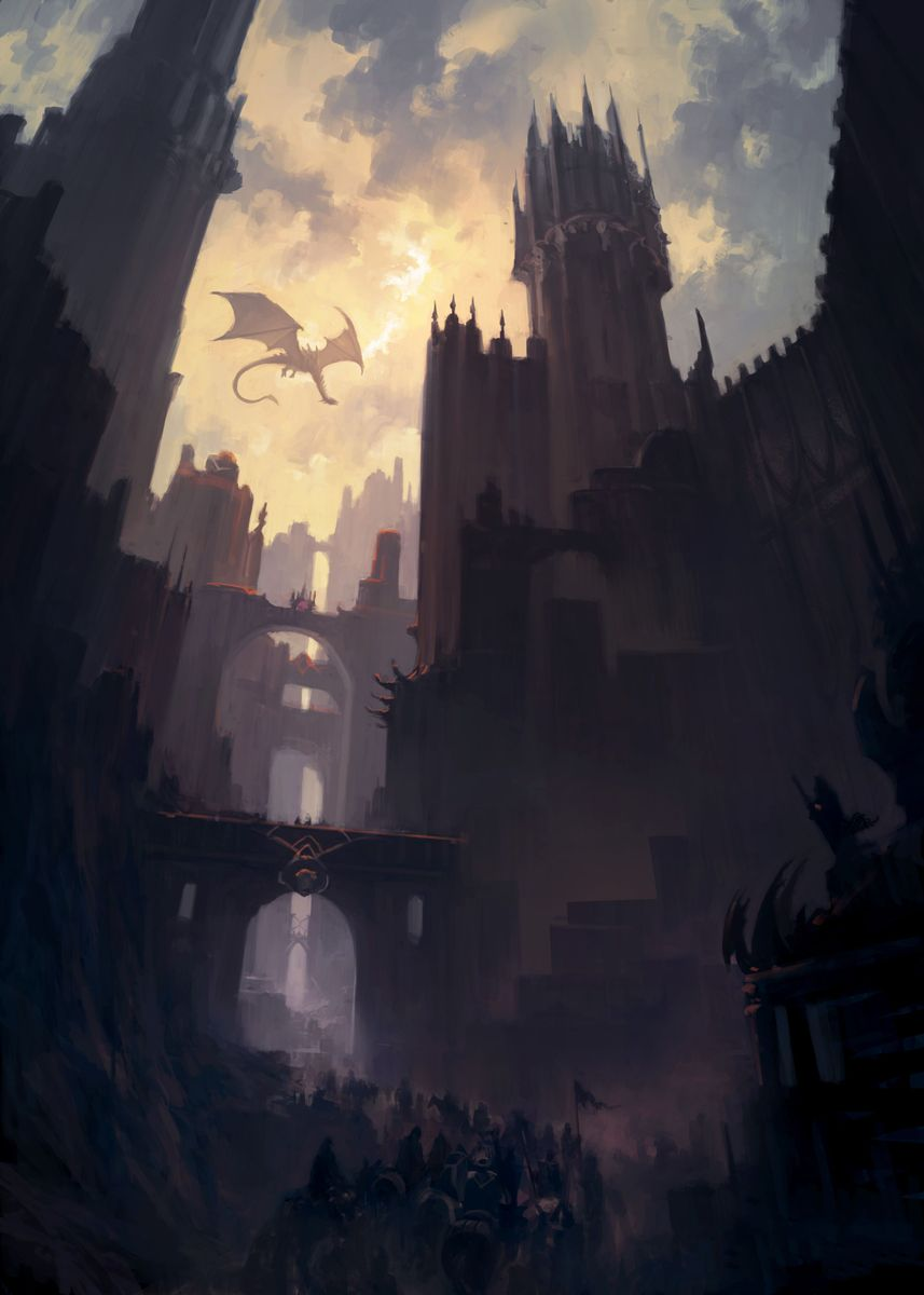 Dragon's Pass Poster