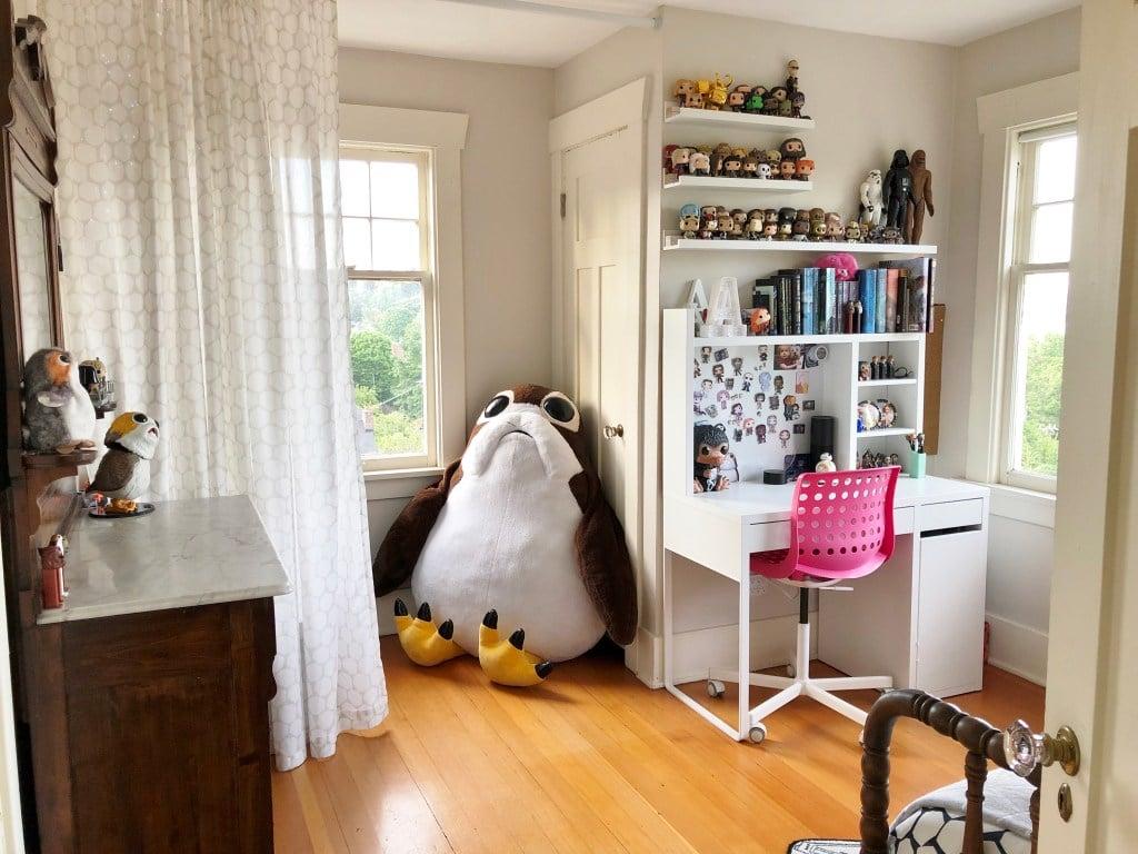 Star Wars kids' bedroom