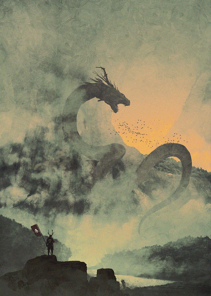 Dragon Gate Poster