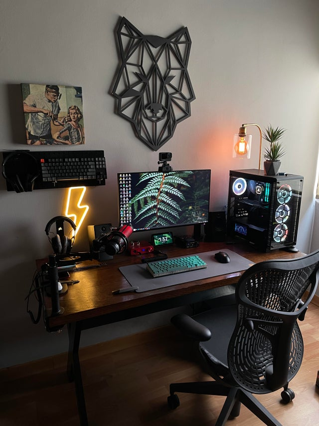 Video Game Room Idea - Gaming Meets Tech