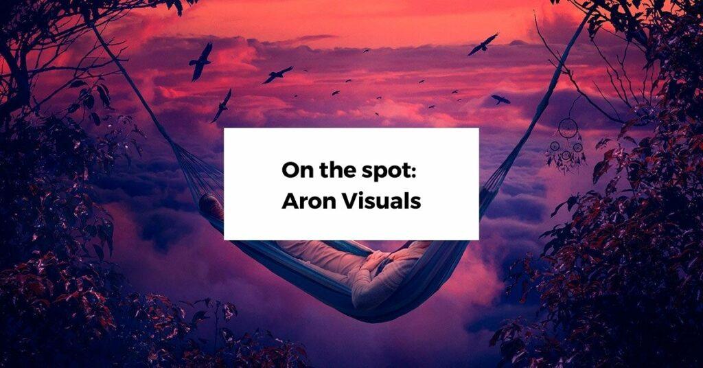 Aaron Visuals interview